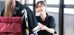 北陸ビジネス福祉専門学校|富山県|介護福祉学科